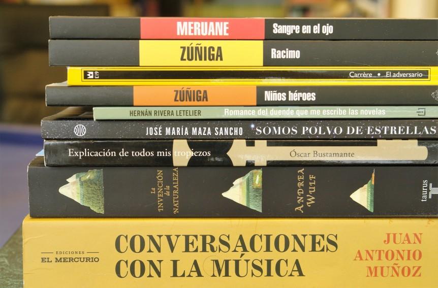 Libros de Chile 2019 1