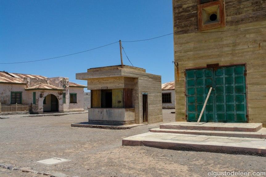 Humberstone 1, Atacama